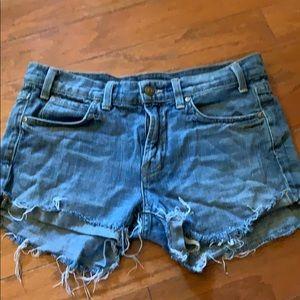 Vince Jean shorts size 26